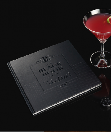 The Black Book of Gin Cocktails